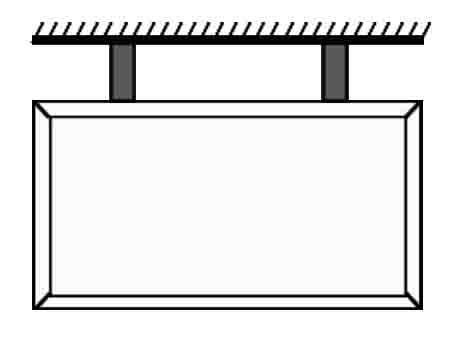 LED电子大屏安装示意图